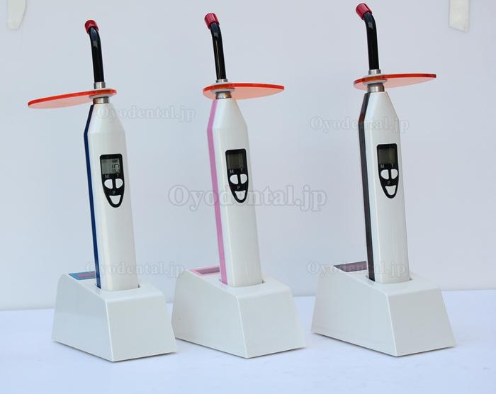 LY®3in1歯科用光重合器C240C-虫歯探知機能-光測定機能付き