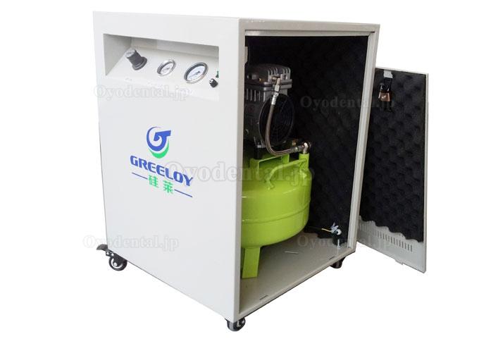 Greeloy®歯科・歯科技工用コンプレッサー 消音ケースGA-61X